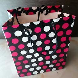 Printed Shopping Paper Bag