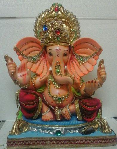 Ganesha Murti Pop Ganesh Murti Manufacturer From Mumbai