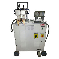 Pneumatic Rod Butt Welder