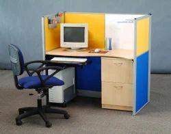 Modern Wooden Modular Office Furniture, For Home