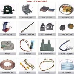 Refrigerator Spare Parts And Induction Cooker Authorized