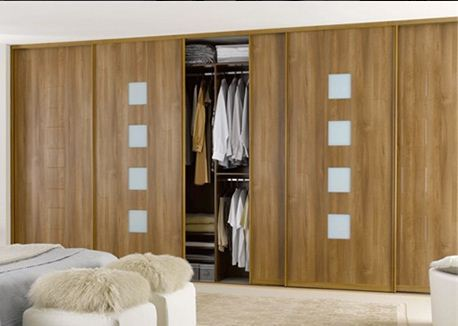 Modular Wadrobes Wooden Almirah Designs For Bedroom Manufacturer