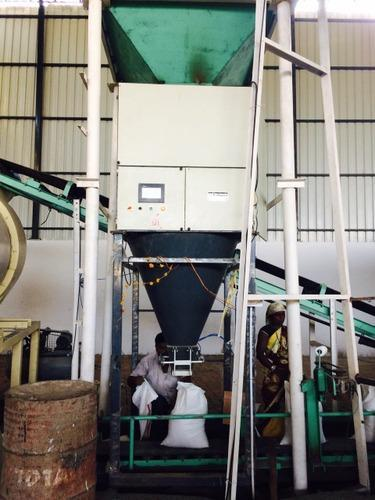 Weighmatric Filling Machine Silica Sand Bag Filling