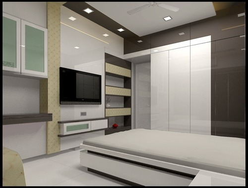 Attractive 3D Max Interior Designing Services