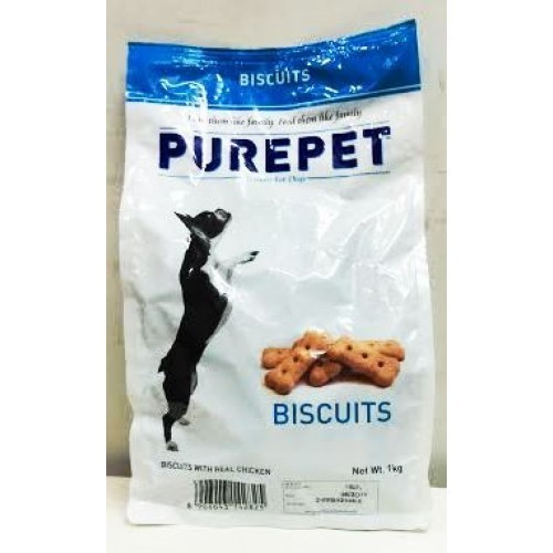 Pure Pet Dog Food