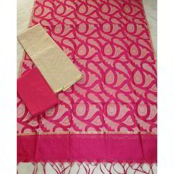 Nihira Designs Multicolor Printed Suit Material