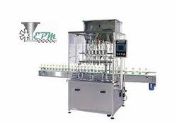 Automatic Six Head Volumetric Bottle Filling Machine