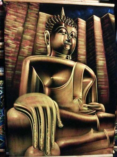 Buddha Wall Paintings