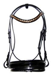 Snaffle Bridle Decorative Browband