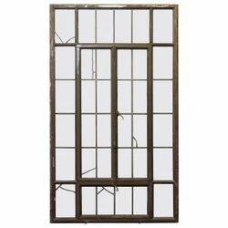 Stainless Steel Framed Window
