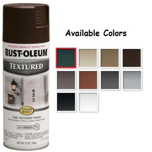 Rustoleum Stops Rust Textured Spray Paint at Rs 750 340 gram