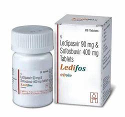Ledifos Sofosbuvir & Ledipasvir