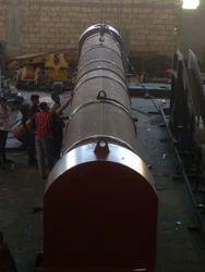 Industrial Sugarcane Bagasse Dryer