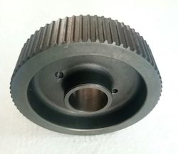 Mild Steel Timing Pulley