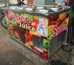 Medium Fruit Juice Freezer