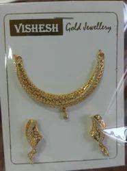 Vishesh jewels Party Tanmania Sets