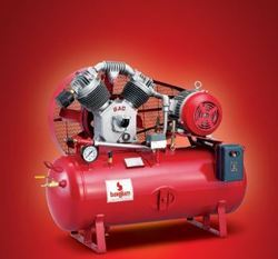 1 Hp Bakgiam Single Cylinder Air Compressor, Bac-s-750