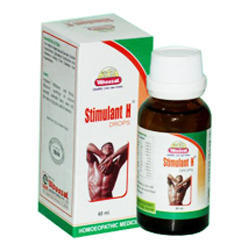 Wheezal Homeopathy Stimulant-H Drops