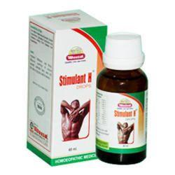 Wheezal Homeopathy Stimulant-H Drops