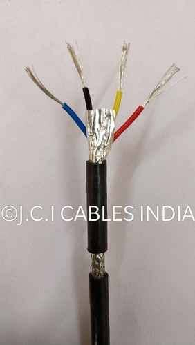 4 Core Load Cell Cables At Rs 22 Meter Load Cell Cable