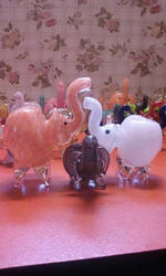 Animal Glass Pipes