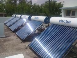 Electra Solar Water Heating System