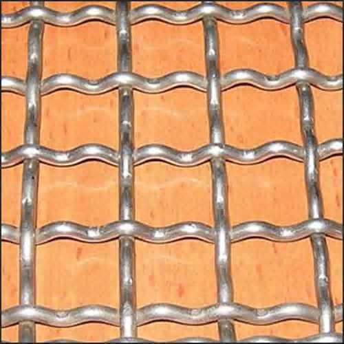 Wire Mesh Crimped Wire Mesh Manufacturer From Nagpur