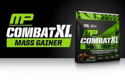 Muscle pharm NO COMBAT XL Mass Gainer 10 LBS, Packaging Size: 10 LBS