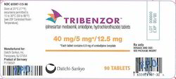 Tribenzor Pills