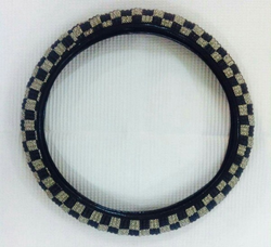 Leather Steering Cover