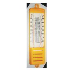Mercury Wet And Dry Thermometer