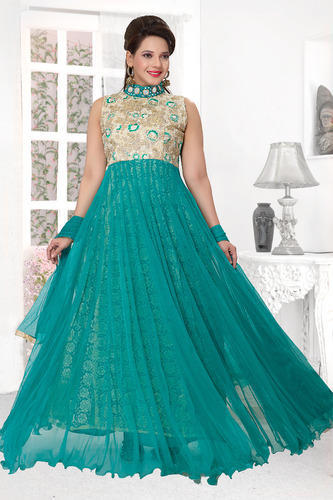 Designer Party Wear Gown At Rs 1795 Pairs परट