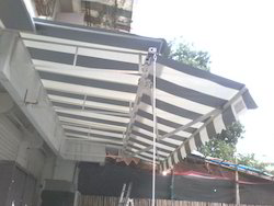 Terrace Shed Canopy