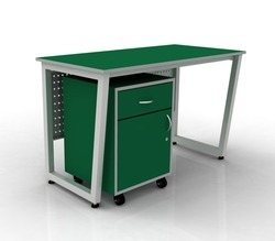 Classroom Teacher Wooden Table with Drawer