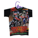 Sublimation Kids Half sleeve T-Shirt Printing Service