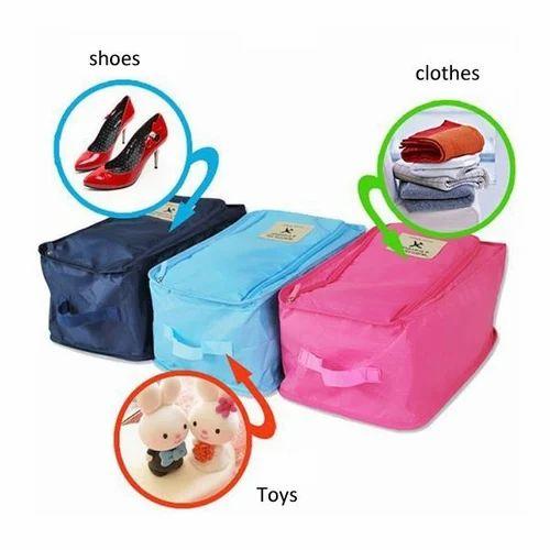9e7fd5ba68b1 Waterproof Travel Shoe Pouch