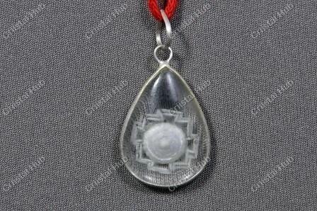 Shree yantra pendant yantra ke jhumke criistal hub vadodara id shree yantra pendant aloadofball Image collections