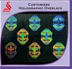 Customized Holographic Overlay