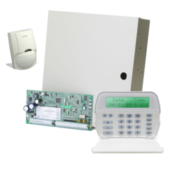 Wired Security Alarm System