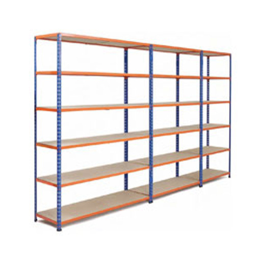 Slotted Shelving System