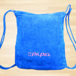 Beach Towel With Attached Bag