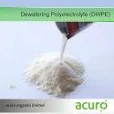Dewatering Polyelectrolyte (DWPE)