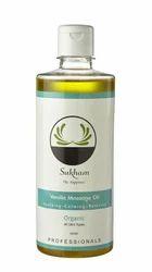 Sukham Vanilla Massage Oil