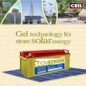 Exide Solar Gel Battery