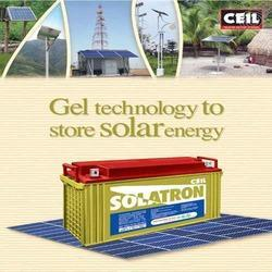 Exide Solar Gel Battery