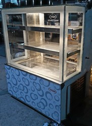 5 Feet Sweets Display Cabinets