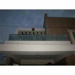 Home Elevation Handrail