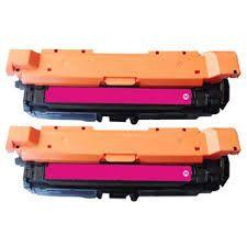 Canon Compatible 323 Magenta Toner Cartridge
