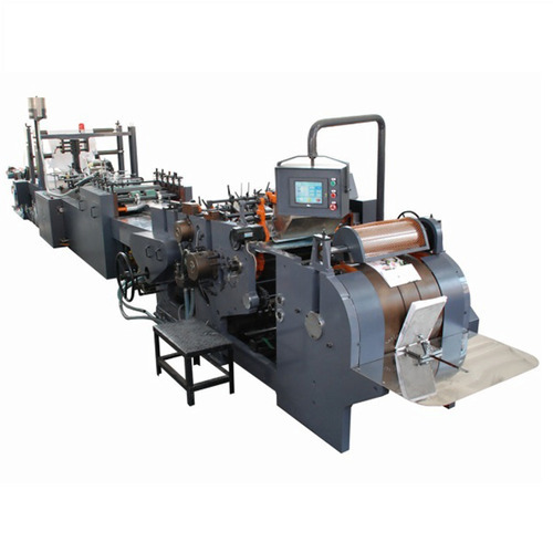 Fully Automatic Paper Bags Making Machine at Best Price in India