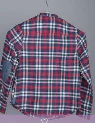 Tom Cru Check Shirt